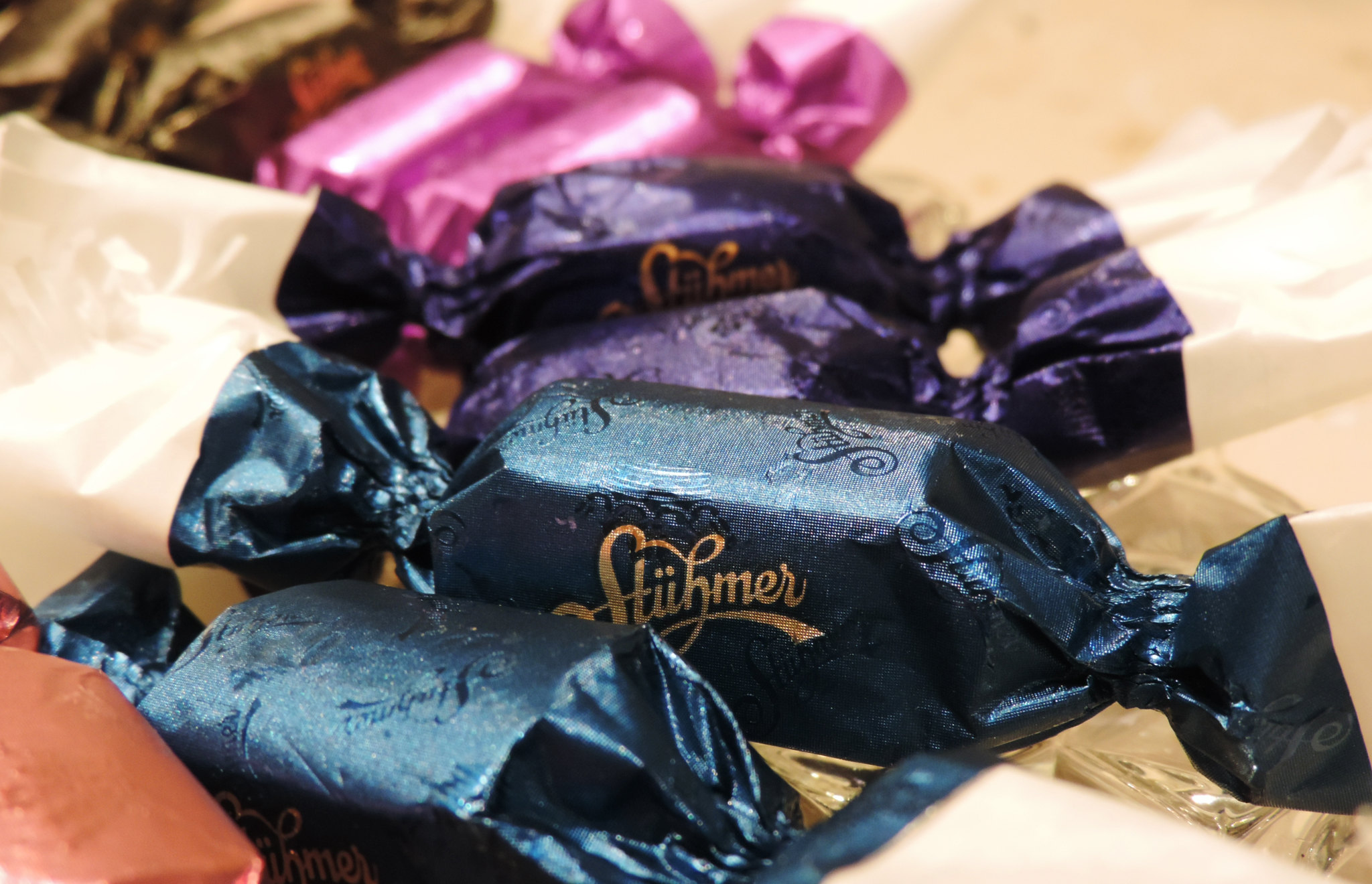 Parlor candy - Christmas in Hungary