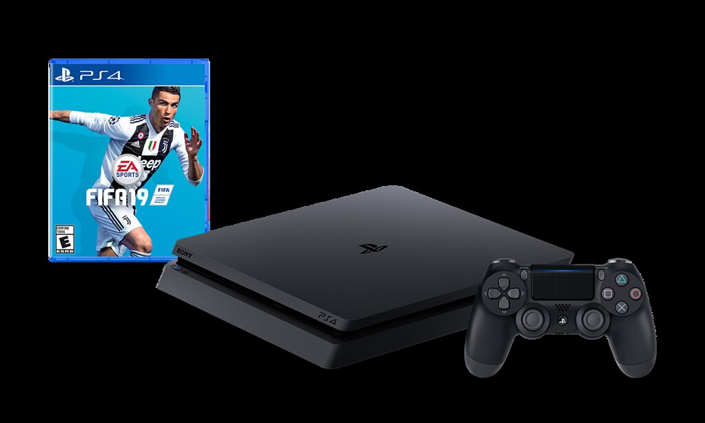 PS4 FIFA 19 Bundle