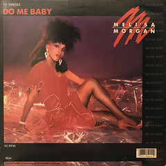 MELI'SA MORGAN:DO ME BABY(JACKET B)