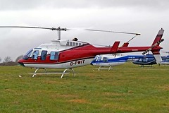 G-PWIT Bell 206L-1 Long Ranger II [45193] Cheltenham Racecourse~G 14/0