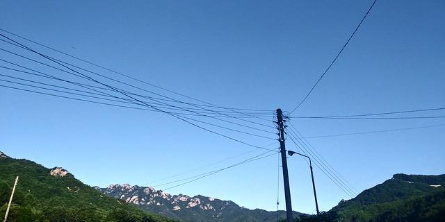 여름 아침