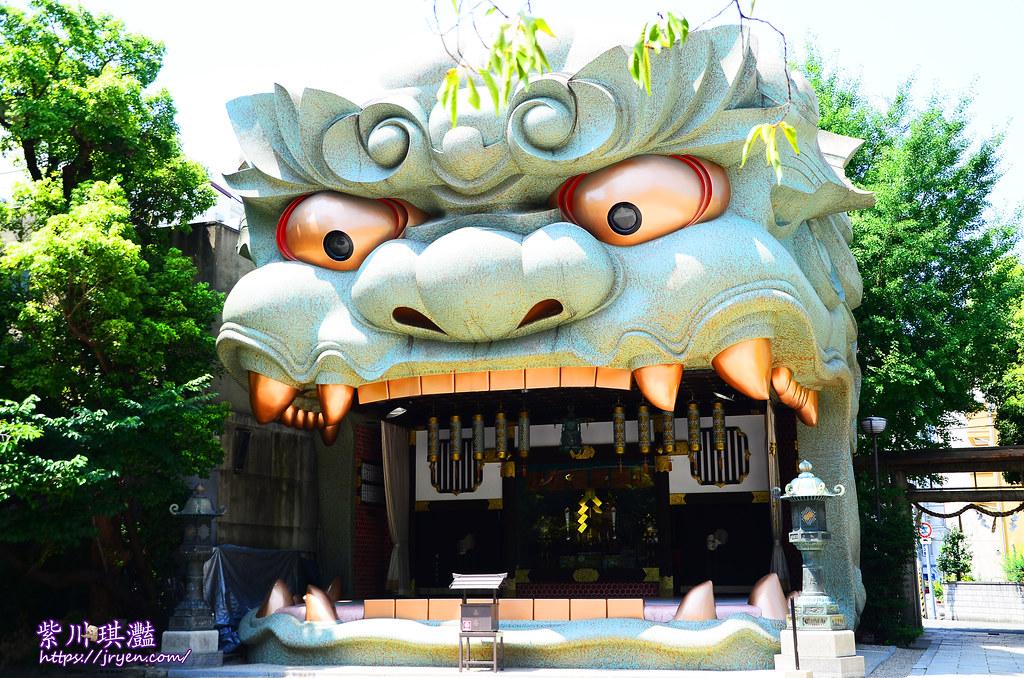 難波八阪神社-002