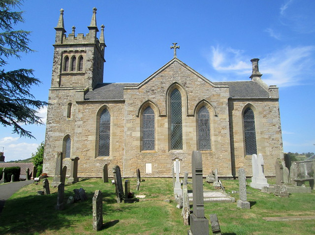 Collessie Church