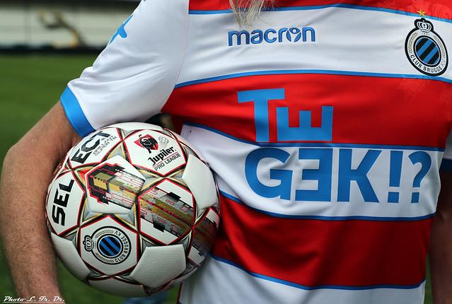 Te Gek ! ? Charity Partner Club Brugge