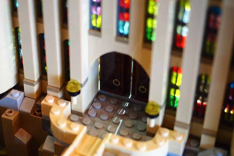 LEGO Hogwarts Castle