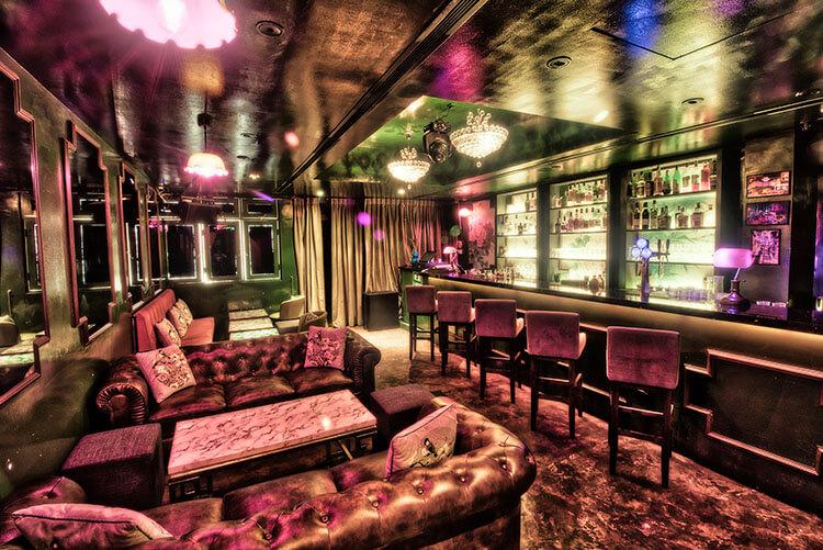 MONA Lounge at Sum Yi Tai