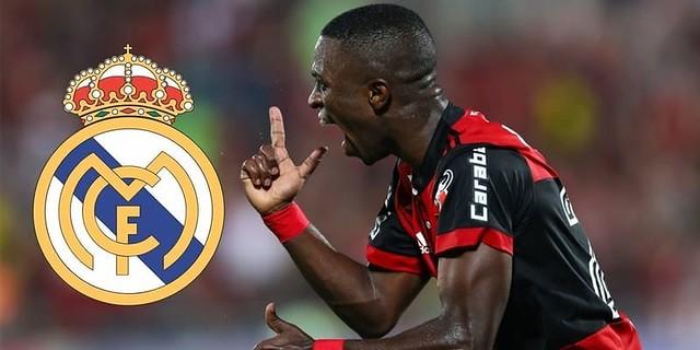 Vinicius Junior: Adalah Bintang Masa Kini Dan Masa Depan Real Madrid