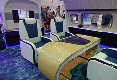Aviation equipment exhibition in Singapore