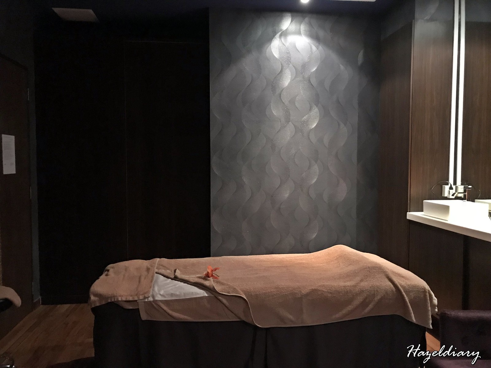 Senses Spa The Cathay-Treatment Room