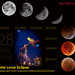 Total Lunar Eclipse - 2018 by infinite subconscious