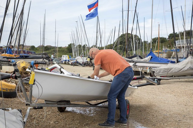 Musto Skiff Nationals Castle Cove Sailing Club 2018