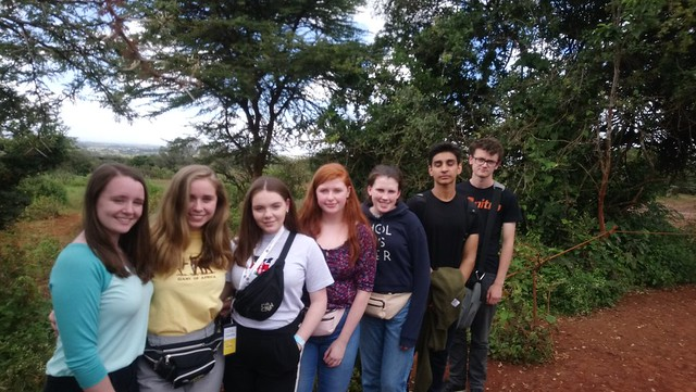 Trip to Kenya with Concern Worldwide
