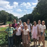 Софиевский парк города Умань