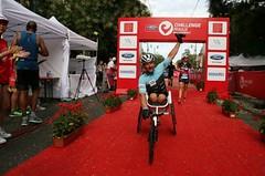Chci obhájit titul mistra světa, říká jediný handicapovaný účastník Challenge Prague