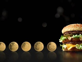 Big Mac coins