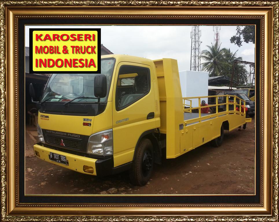 Karoseri Mobil & Truck - Towing