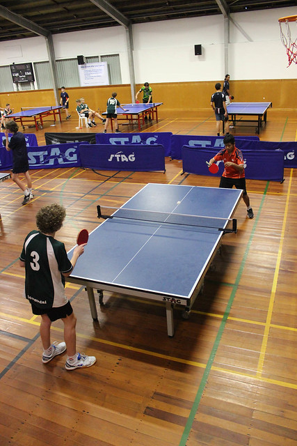 Table Tennis Teams event 2018