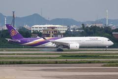 THAI A350-900XWB HS-THN 001