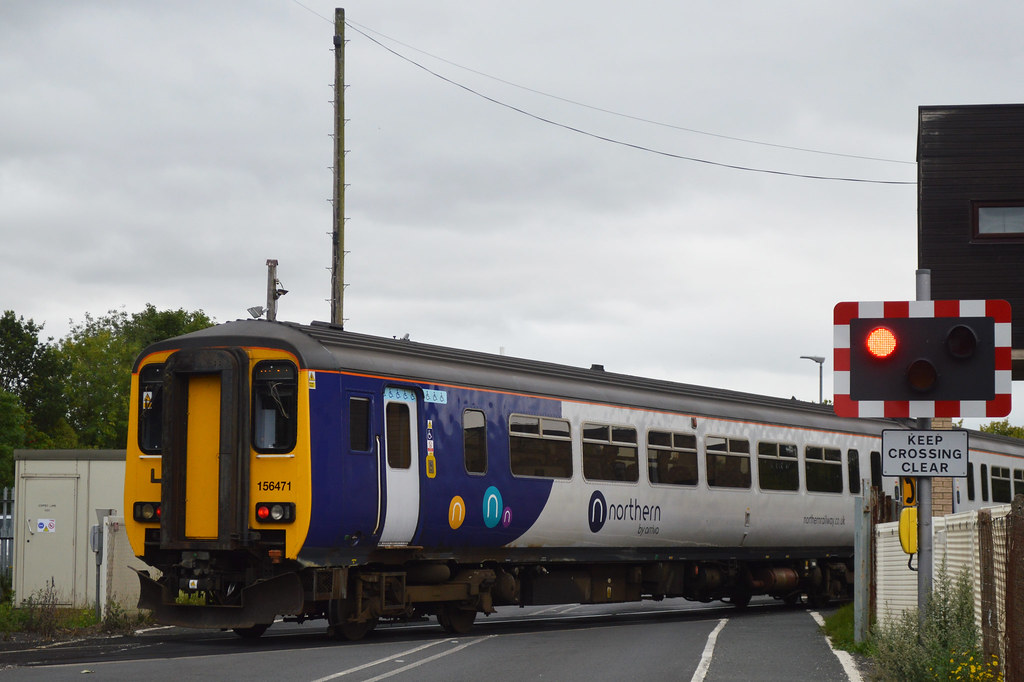 Northern by Arriva: 156471