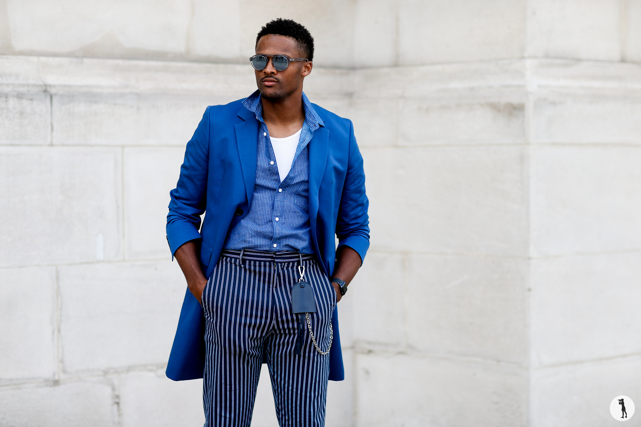 Brice Butler - Paris Fashion Week Menswear SS19 (5)