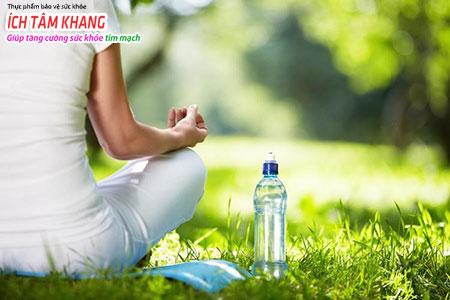 Sống lành mạnh sẽ giúp bạn ngăn chặn hở van tim 3 lá tiến triển
