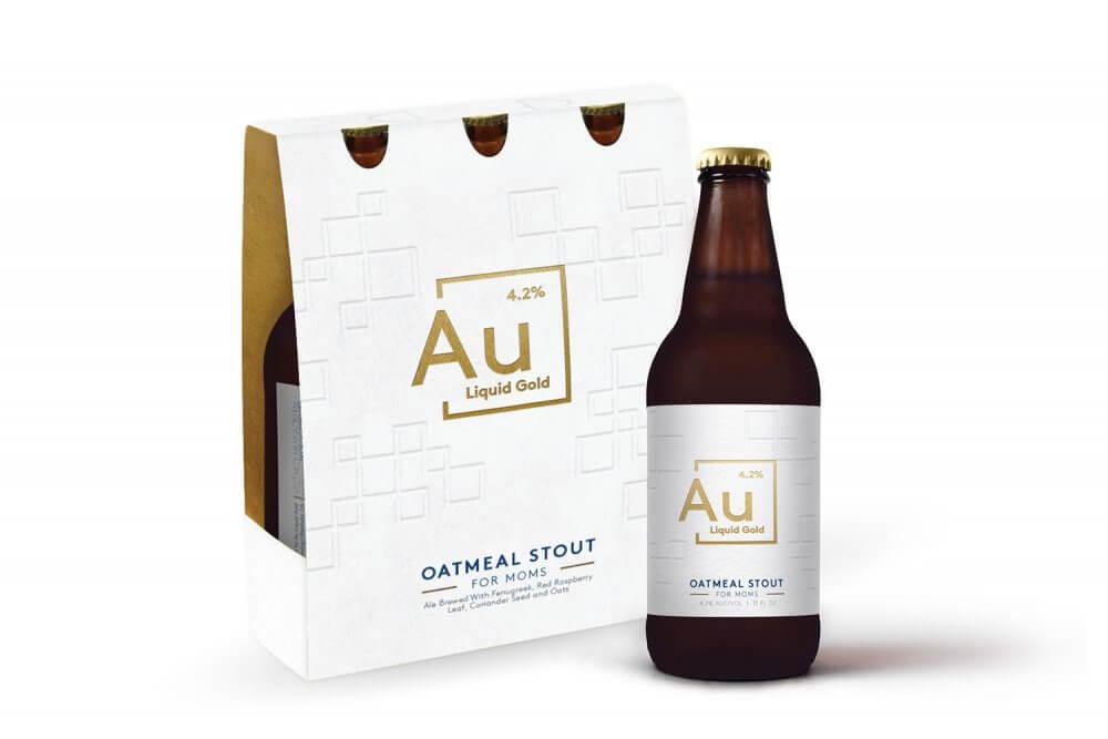В США выпустили пиво для кормящих матерей