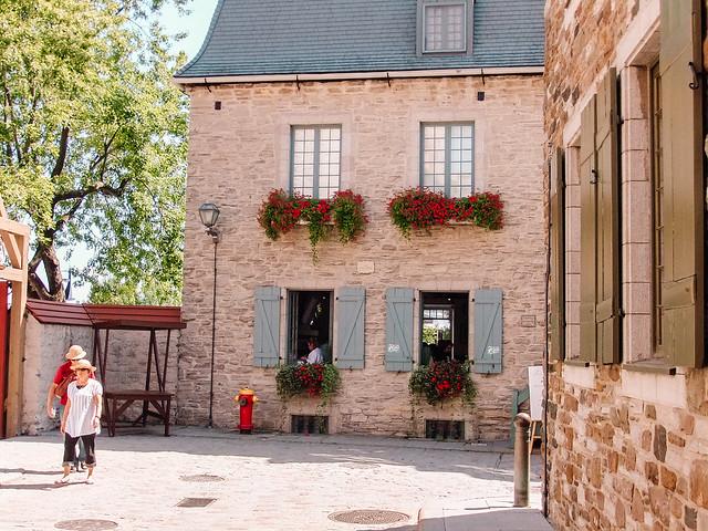 Quebec old town, kanadan kansalaisuus