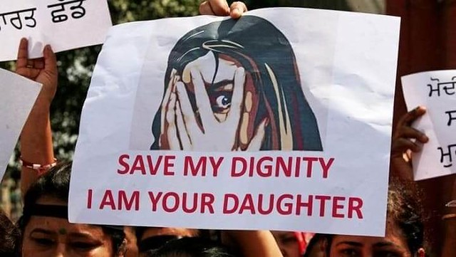 2598 28 Days Old Baby Girl is raped in INDIA 02