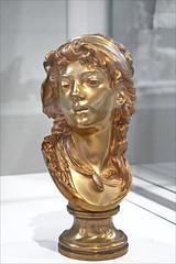 Suzon d'Auguste Rodin (musée Camille Claudel, Nogent-sur-Seine)
