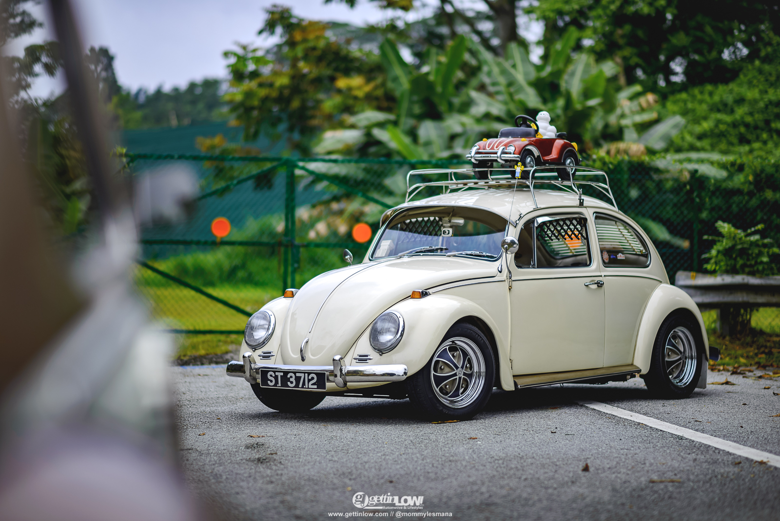 Kelvin's VW Beetle
