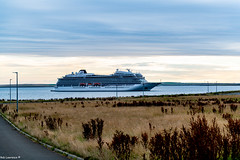 Viking Sky Arriving Early into Kirkwall ...