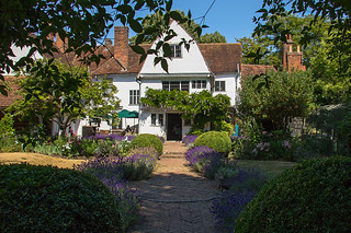 Paycocke's House and Garden, Coggeshall, Essex