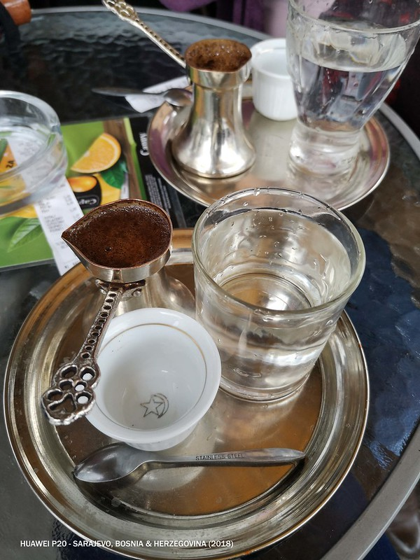 2018 Bosnia Bosnian Coffee