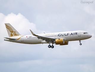 F-WWBB Airbus A320 Neo Gulf Air