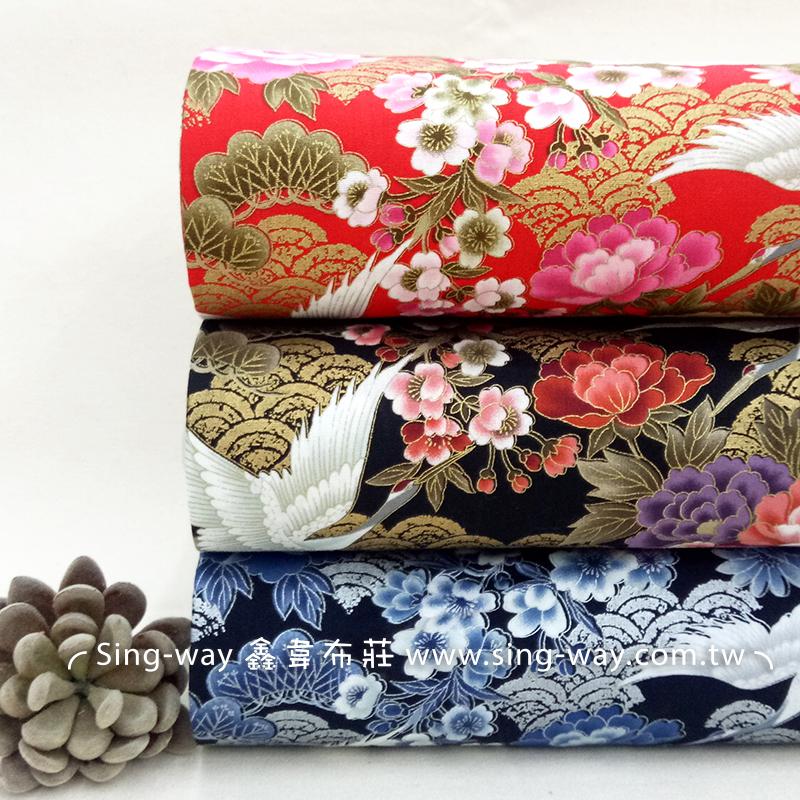 燙金白鶴 日式和風 長壽鶴 節慶佈置 紅包袋 CA450747