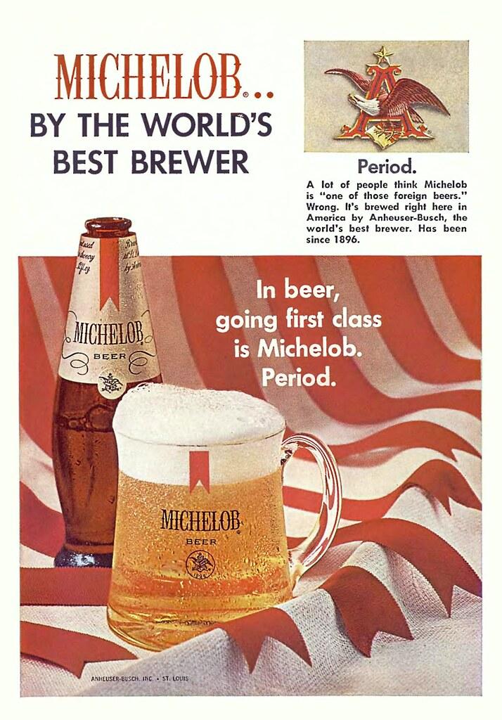 Michelob-1967-stripes