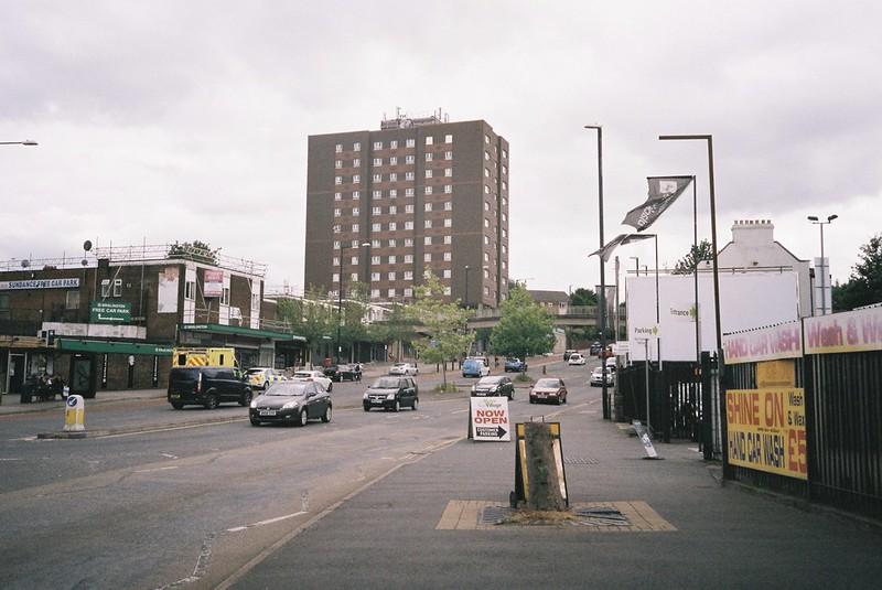 Callington Road