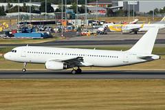 Balkan Holidays Air (BH Air) Airbus A320-232 LZ-BHH BHX 10/08/18