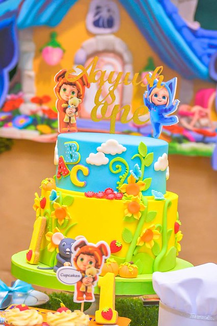 Cake by I Do Parties