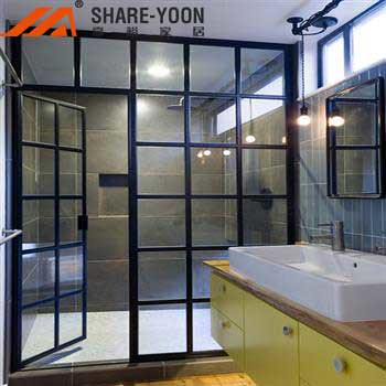 shareyoon aluminium bathroom door