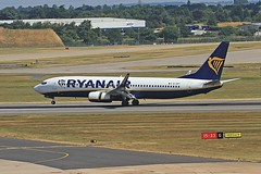 EI-DPT B737-800 Ryanair BHX 07-07-18