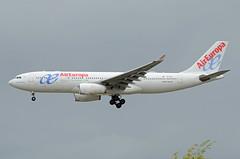 Air Europa Airbus A330-243 EC-MAJ