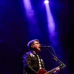 Wed, 15/08/2018 - 12:30am - Longtime faves The Decemberists close out the 2018 BRIC Celebrate Brooklyn! Festival, 8/14/18. Photo by Gus Philippas/WFUV