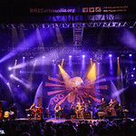 Wed, 15/08/2018 - 1:57am - Longtime faves The Decemberists close out the 2018 BRIC Celebrate Brooklyn! Festival, 8/14/18. Photo by Gus Philippas/WFUV