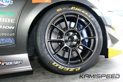 WedsSport TC105X on T's Concept Ogura Racing 86