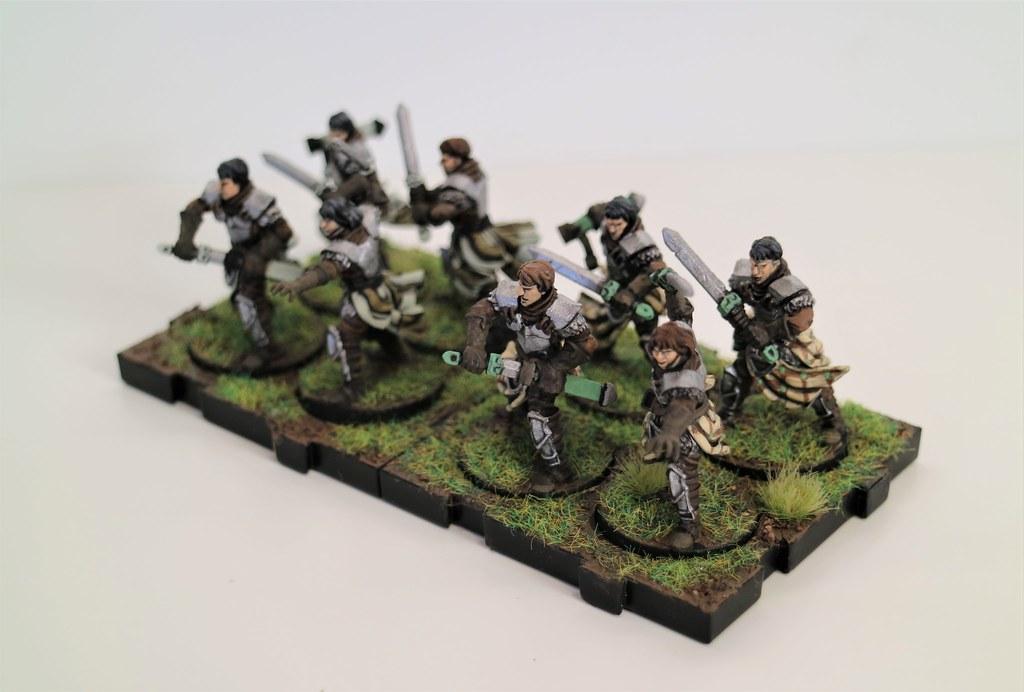 Runewars Miniatures Outland Scouts 2