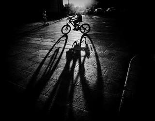""""""" Sunset Ride """" by Mirela Momanu"""