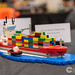 Container Ship - CBS2018 by Arterin