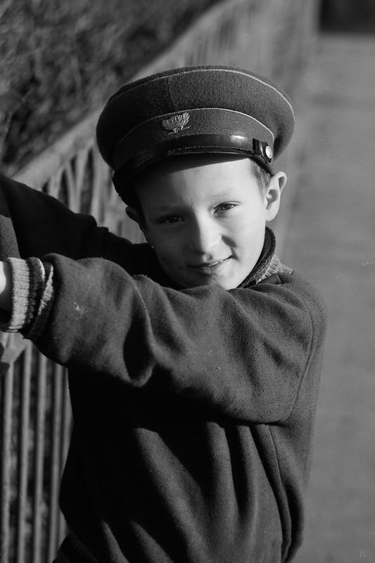 1956. Неизвестный американец в Москве