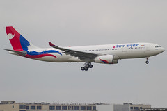 Nepal Airlines Airbus A330-243 cn 1872 F-WWCT // 9N-ALY